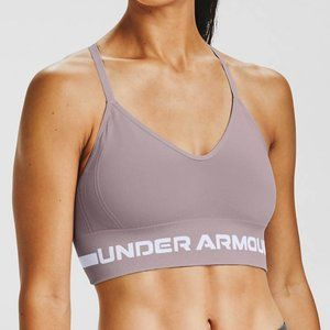 Under Armour | Seamless Long Low Impact Bra~L